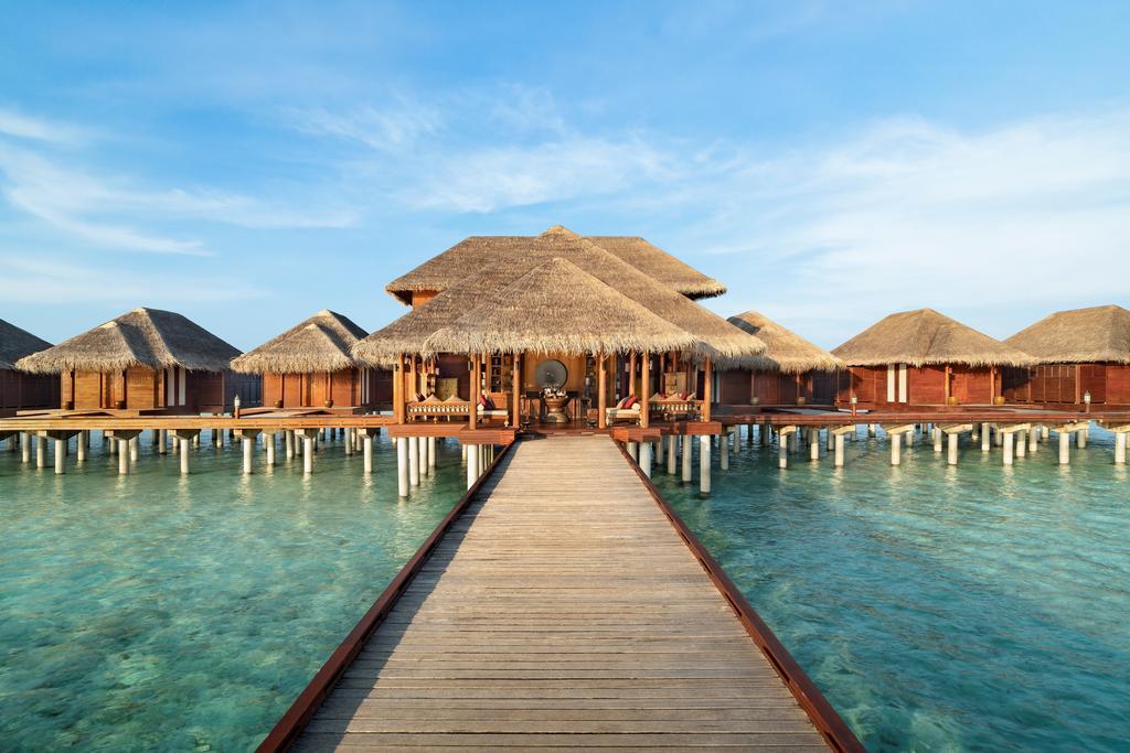 Resort : Anantara Dhigu