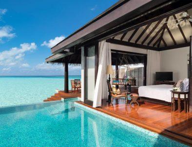Resort : Anantara Kihava Villas