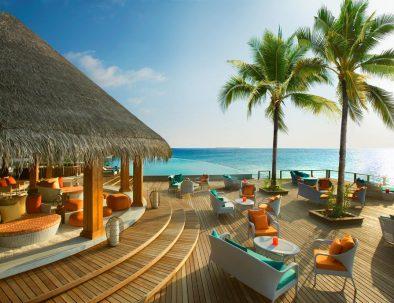 Resort : Dusit Thani Maldives