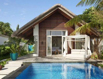 Resort : Fairmont Siru Fen Fushi
