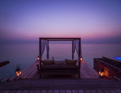 Resort : One & Only Reethi Rah Maldives