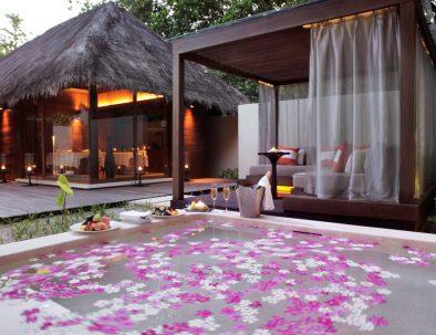 Resort : Park Hyatt Maldives Hadahaa