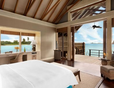 Shangri-La's Villingili Resort And Spa9