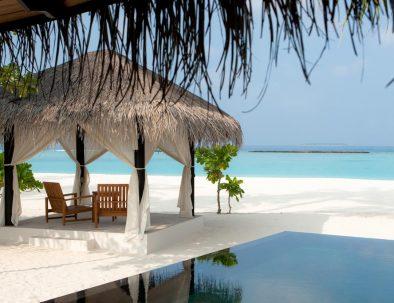 Resort : The Sun Siyam Iru Fushi